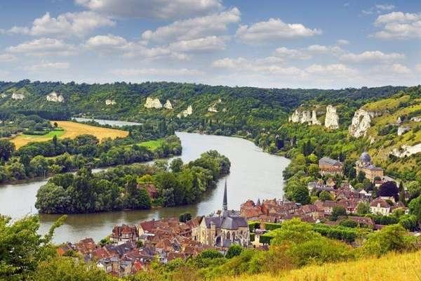 Les Andelys, France