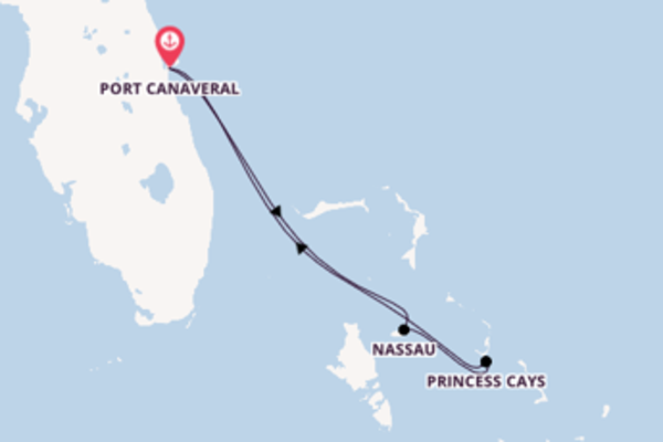 Sail with the Carnival Liberty from Port Canaveral