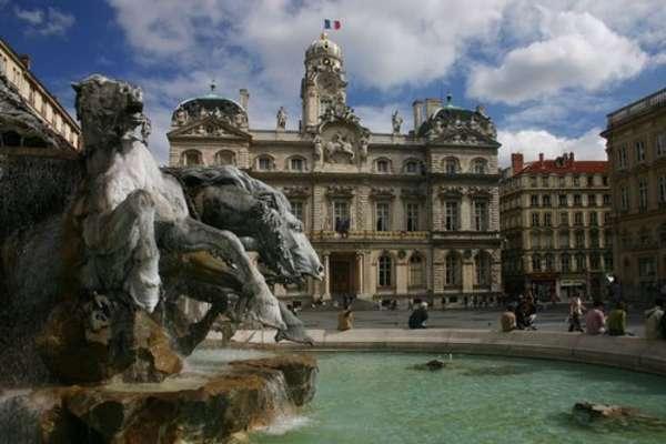 Lyon, Frankreich