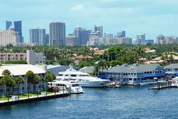 Voyage with Holland America Line  from Fort Lauderdale (Port Everglades)