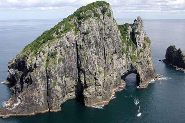 Baía das Ilhas, Nova Zelândia
