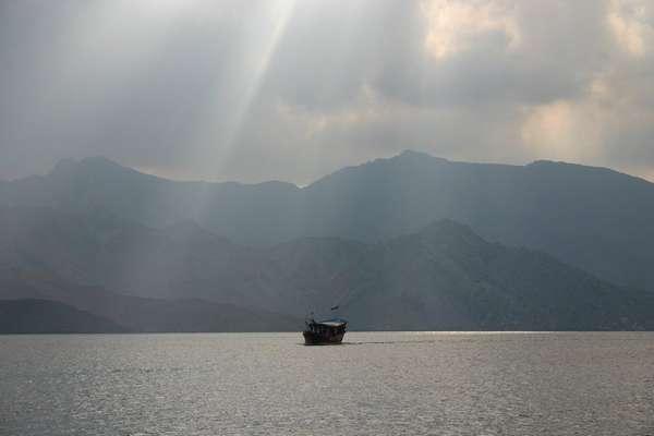 Halbinsel von Musandam, Oman