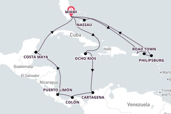 Delightful San Juan 19-Day Journey