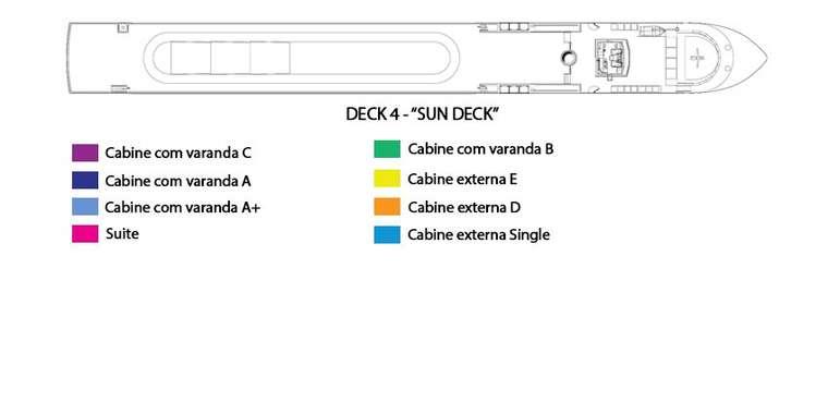 AmaLyra Deck 4 - Sun