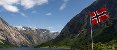 Erhabenes Norwegen