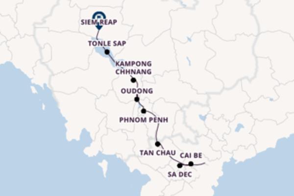 Faszination auf dem Mekong