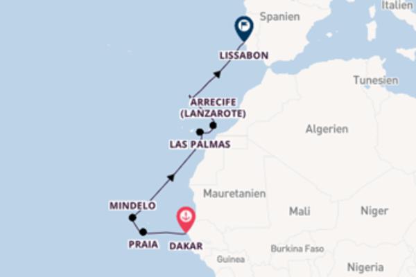 11 Tage unterwegs mit der L'Austral