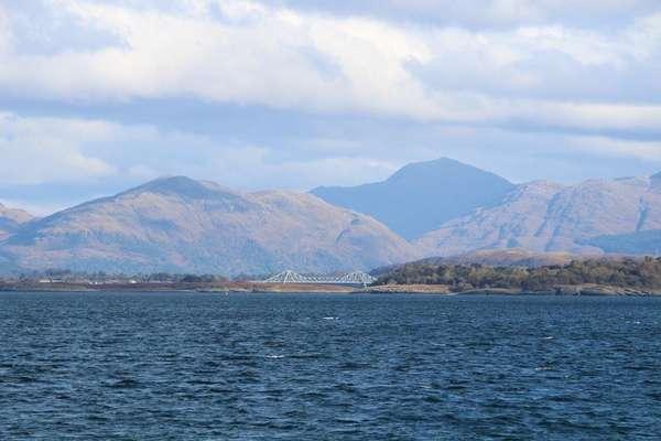 Firth of Lorn, Scotland, United Kingdom