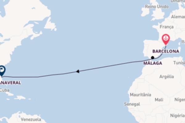 Primoroso passeio de 15 dias com a Royal Caribbean