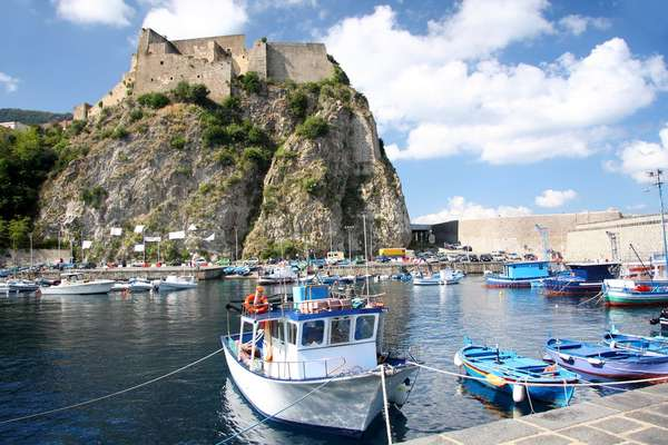 Santorin et une incontournable croisière depuis Rome (Civitavecchia)