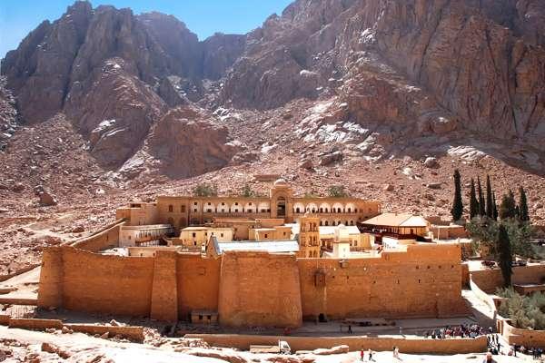 St. Katherine, Ägypten