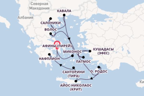 Шикарное путешествие на Azamara Journey