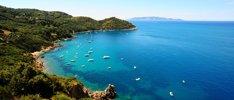 Umwerfendes Mittelmeer