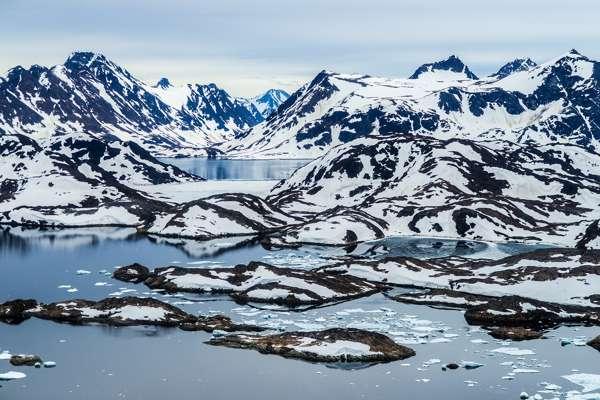 Svartenhuk, Grönland