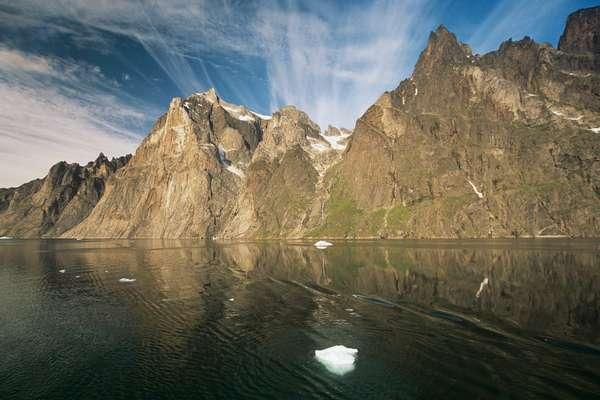 Kangaatsiaq, Grönland