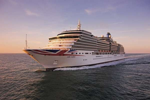 Cruise with P&O Cruises from Southampton