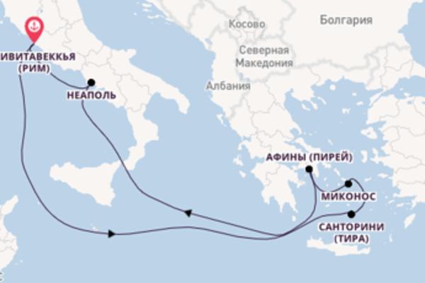 Роскошный круиз на Odyssey of the Seas