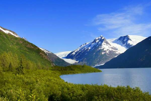 Chenega (Evans Island), Alaska