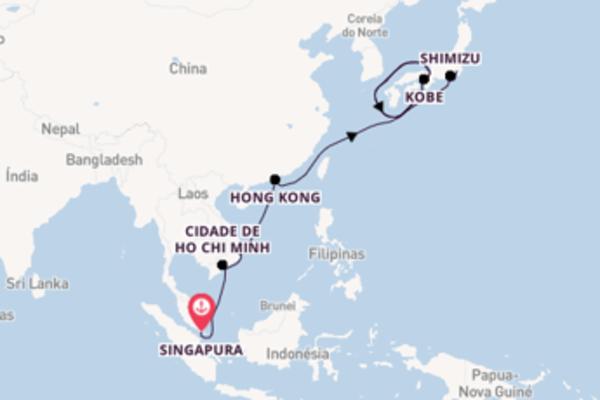 Navegue a bordo do Ovation of the Seas em 13 dias