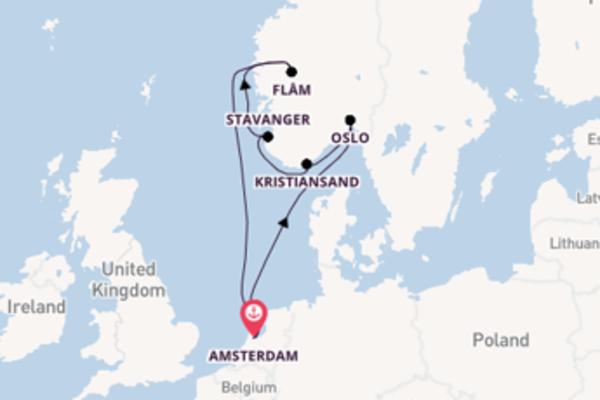 Oslo verkennen met de Nieuw Statendam