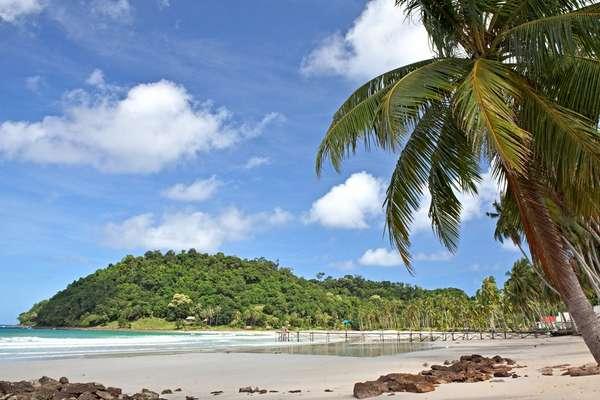 Gizo Island, Salomonen