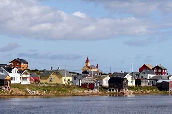 Vadsø, Norwegen