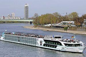17 Tage Donau Reise - 16 Nächte auf der Annika (ab 07.05.2021)