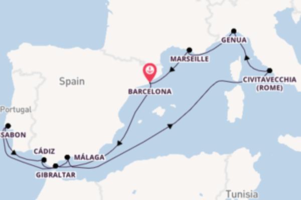 Verken het magische Marseille in 11 dagen