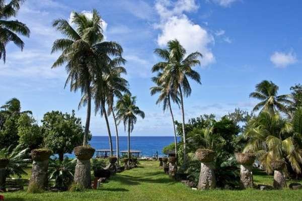 Saipan (Îles Mariannes), Etats-Unis