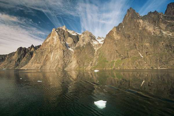 Bowdoin Fjord, Greenland