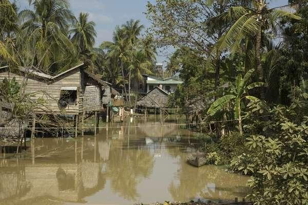 Chonok Tru, Cambodge