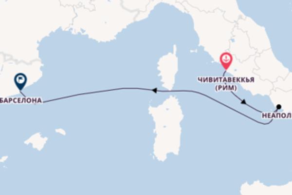 Замечательное путешествие на 4 дня с Royal Caribbean