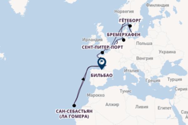 Неотразимый вояж с Oceania Cruises