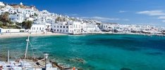 Griechische Perlen im Mittelmeer