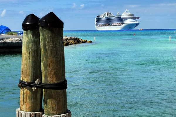 Glorious Princess Cays with Carnival Cruise Lines