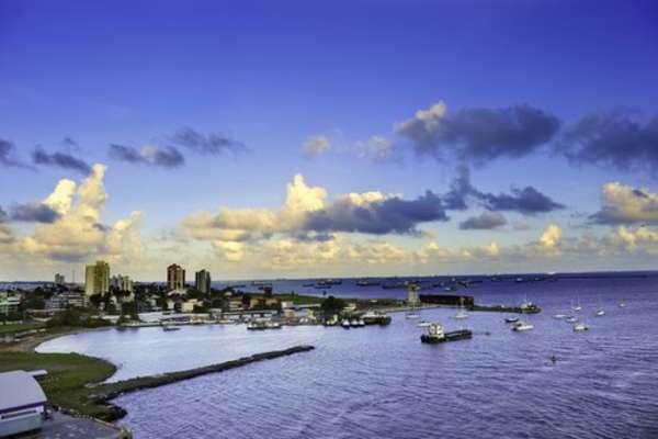 Limon Bay, Panama