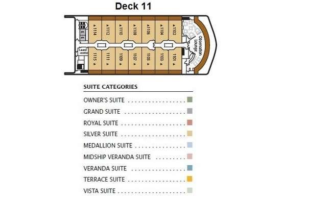 Silver Spirit Deck 11