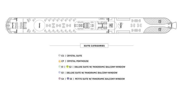 Crystal Debussy Deck 4 - Vista