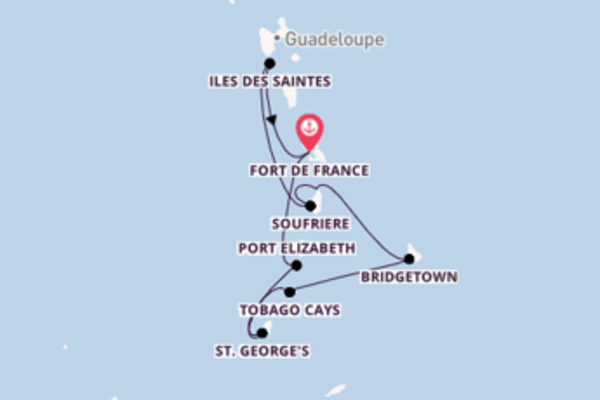 Außergewöhnliche Kreuzfahrt mit der Le Dumont-d'Urville