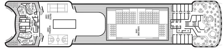 Volendam Deck 9 Sports