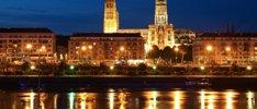 Westeuropa und Flusspassagen