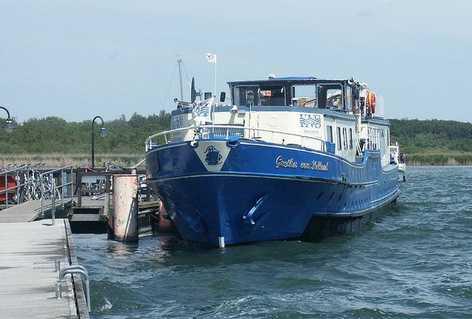 Berlin City Cruise Gretha Van Holland Se Tours Gmbh