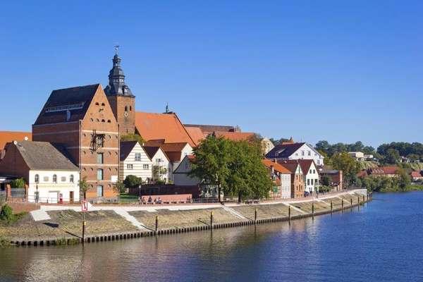 Хафельберг, Германия