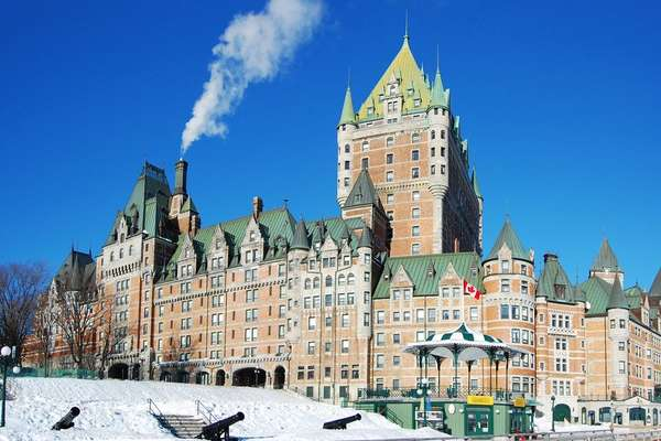 Stunning Québec City from New York 8-Day Trip
