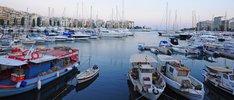 Mittelmeer ab Venedig bis Rom