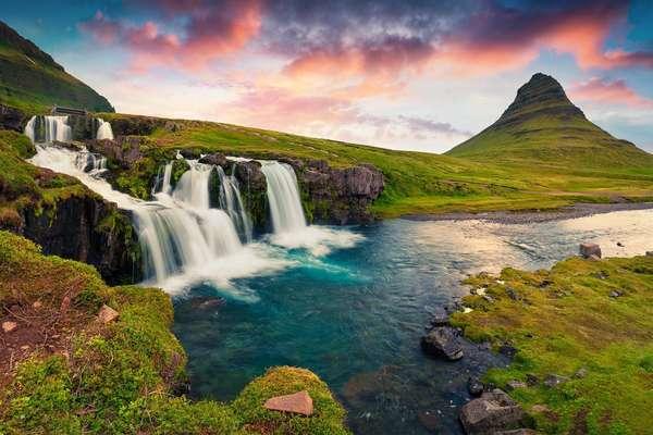 Snæfellsjökull-Nationalpark, Island