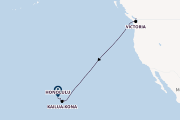 A bordo do Celebrity Eclipse em um cruzeiro de 11 dias