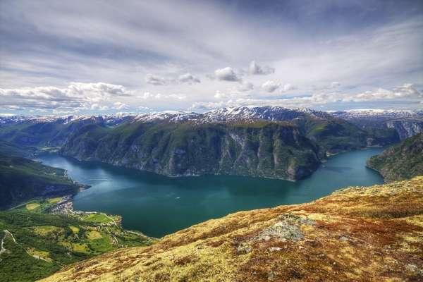 Liefdefjorden, Norway