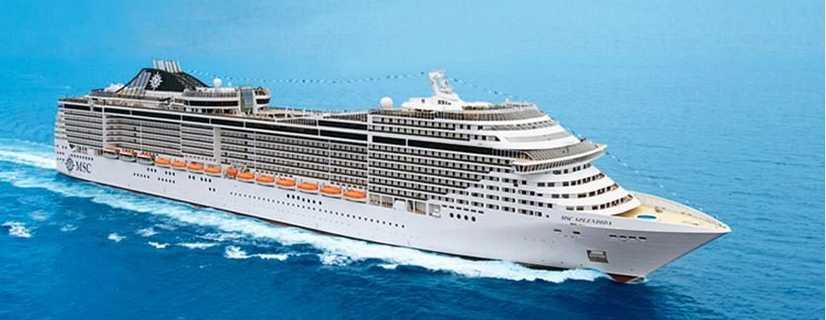 MSC Splendida Cruises 2017 - 2018 | Best Prices & Itineraries