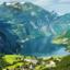 Норвежские фьорды из Англии